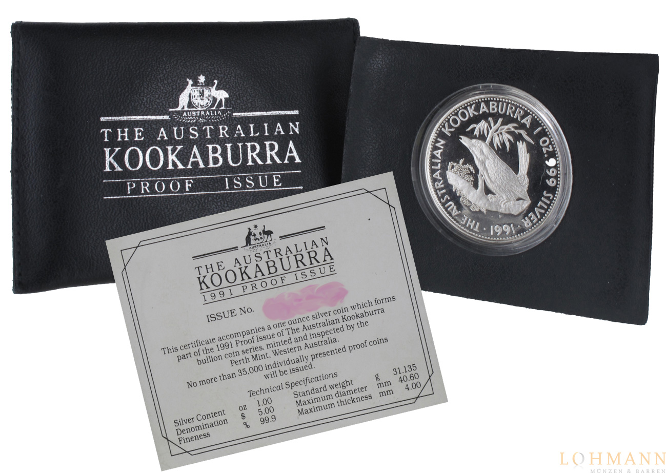 Kookaburra - Proof