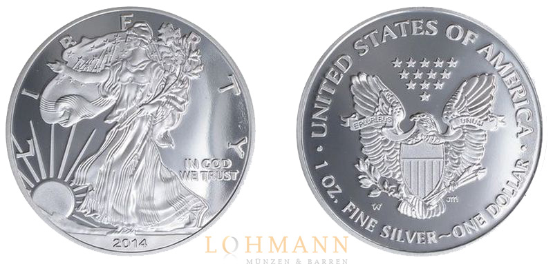 American Silver Eagle - Proof